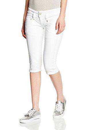 Women Stretch Trousers - Herrlicher Beautiful Pitch Short Drill Women's Trousers Stretch - - 4