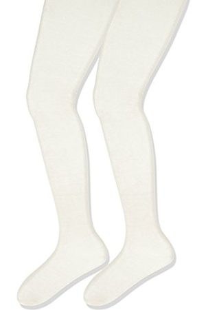 Girls Tights & Stockings - Sterntaler Girl's Strumpfhose Uni DP Tights