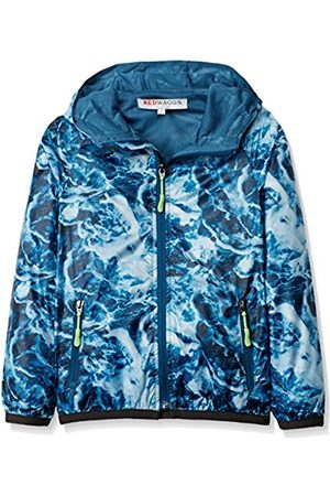 Boys Jackets - Boy's Printed Rain Cag Jacket