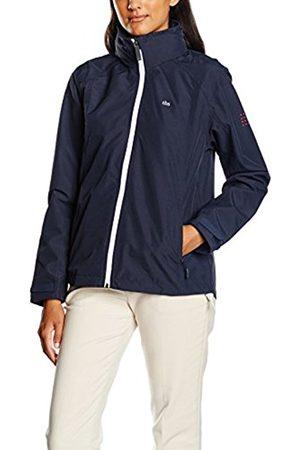 Women Rainwear - TBS Women's Fajves Raincoat, -Bleu (Marine)