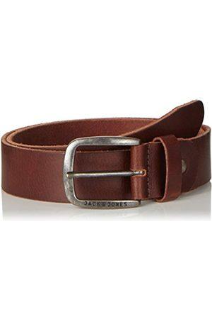 Men Belts - Jack & Jones Men's JJIPAUL JJLEATHER BELT NOOS Belt