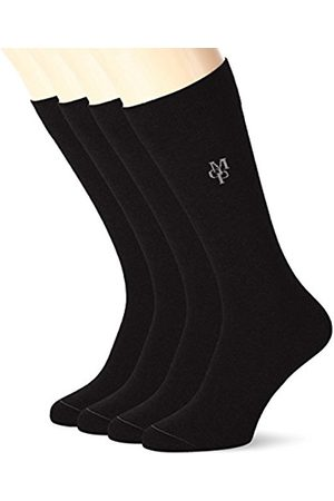 Men Socks - Marc O' Polo Men's Marc O´Polo (4) Socks, -Schwarz (Schwarz 000)