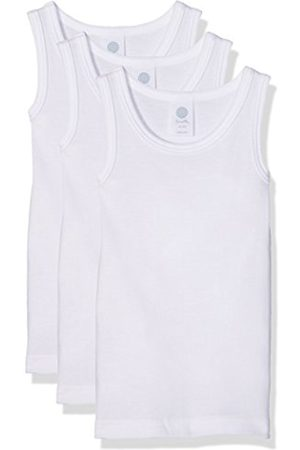 Boys Vests & T-shirts - Sanetta Boy's 333735 Undershirts