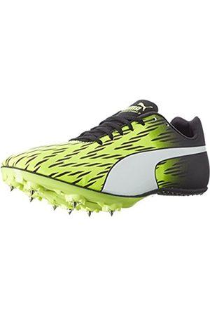 Men Shoes - Puma Evospeed Sprint 7, Men's Track & Field Shoes, (Safety - - 03)