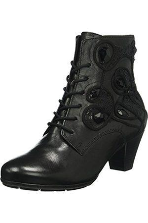 gabor ankle boots schwarz. Black Bedroom Furniture Sets. Home Design Ideas