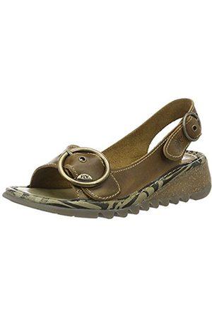 Women Wedges - Fly London Women TRAM723FLY Heels Sandals