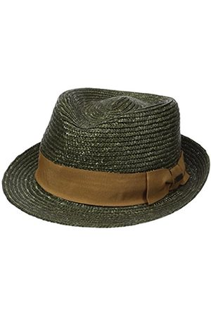Men Hats - Kangol Headwear Wheat Braid Arnold Trilby Hat