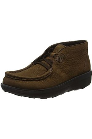 Women Lace-up Boots - FitFlop Women's Loaff Lace-up Ankle Boots