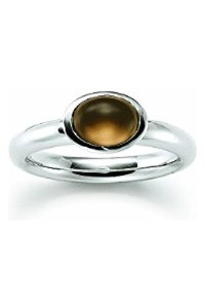 Women Rings - Viventy Ladies'Ring925SterlingSilver1SmokyQuartzEUSize56mm(17.8)765151