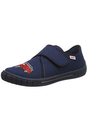 Boys Slippers - Superfit Boys' Bill Slippers Size: 31