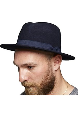 Men Hats - Suit Men's Grand-Q7031 Fedora