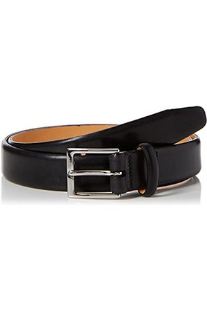Men Belts - Hackett Men's 30mm Feather Edge Belt