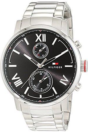 Tommy Hilfiger Men Watches - Men's Quartz Watch Analogue Display and Steel Strap 1791307