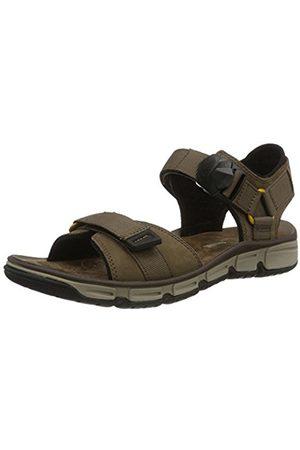Men Sandals - Clarks Men's Explore Part Open Toe Sandals