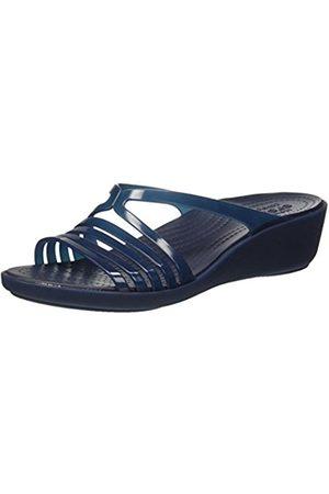 Women Slippers - Crocs Women's Isabellaminwdg Open Back Slippers