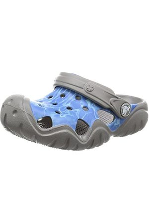 Clogs - Crocs Unisex Kids' Swftwtrgrphclgk Clogs