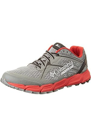 Men Shoes - Columbia Caldorado Ii, Men Trail Running, Multi-Colored (Charcoal/bright 030)