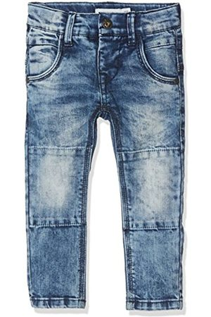 Boys Slim & Skinny Trousers - Name it Boy's Nittimbo Slim/Xsl Dnm Pant Nmt Noos Jeans
