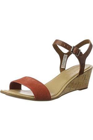 Women Sandals - Timberland Women's Sibbern Y-Strap Sandaltandori Wedge Heels Sandals