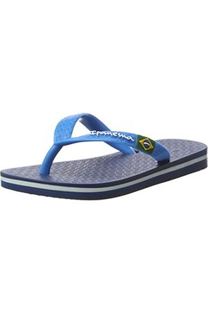 Flip Flops - Ipanema Unisex Kids' Classica Brasil Ii Kids 0 Size: 10.5/11 UK Child