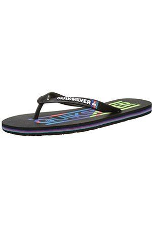 Men Flip Flops - Quiksilver Men Molokai Wordmark Flip Flops