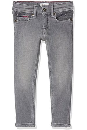 Boys Slim - Tommy Hilfiger Boy's Steve Slim Tapered Mgd Jeans