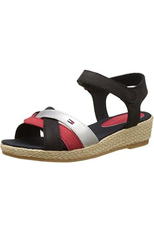 Sandals - Tommy Hilfiger K3285ristin 8n2, Unisex Kids' High-heeled sandals