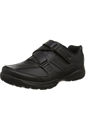 Boys Trainers - Skechers Boys Grambler-Zeem Low-Top Sneakers