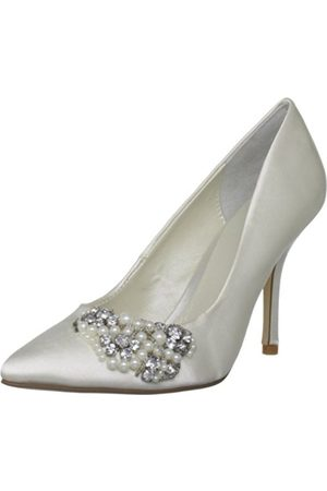 Women Heels - Menbur Women's Pattye Bridal 05125X704 4 UK