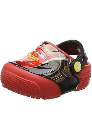 Clogs - Crocs Unisex Kids' Funlabltcarsclg Clogs