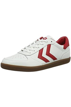 Trainers - Hummel Victory Leather, Unisex Adults' Low-Top Sneakers