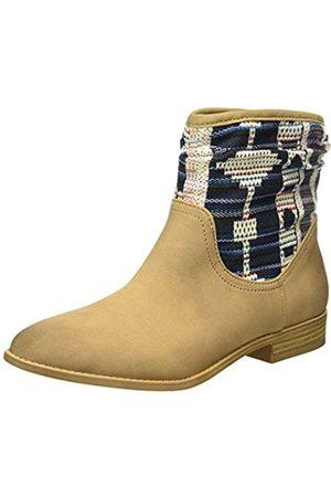 Women Ankle Boots - Roxy Women's Sedona Ankle Boots, -Braun (Tan-Tan)