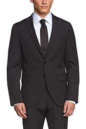 Men Jackets - Esprit Collection Men's Single Breasted Suit Jacket