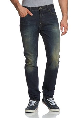 Men Tapered - G-Star Men's Tapered Fit Jeans - - Blau (dk aged 89) - 31/34 (Brand size: 31/34)