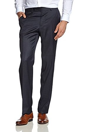 Men Trousers - Daniel Hechter Men's Hose Baukasten 5642 7994 Tapered Suit Trousers