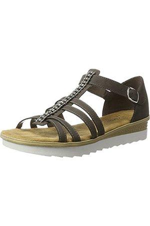 Women Sandals - Rieker Women's 63128 Wedge Heels Sandals