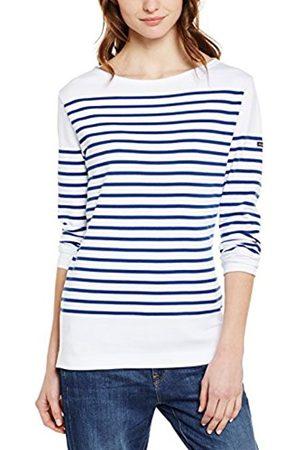 Women Long Sleeve - Armor.lux Women's 7231 Striped Long Sleeve T-Shirt
