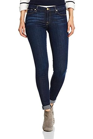 Women Skinny - 7 for all Mankind Women's THE SKINNY Jeans, (Bair Rinsed Indigo)