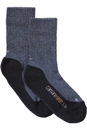 Boys Jeans - Camano Boy's Calf Socks, (jeans + Navy 04 )