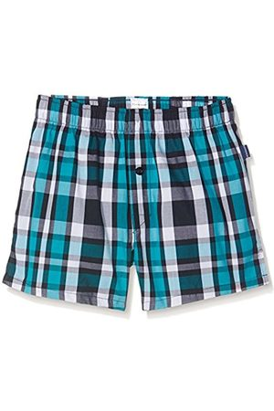 Boys Boxer Shorts - Schiesser Boy's Boxershorts Boxer Shorts, -Blau (Türkis 807)