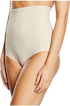 Women Lingerie & Underwear - Women's Guaina Vita Alta the Celebrity Secrets. Controllo Ventre, Pancia E Fianchi Modelling Lingerie, (038-Skin )