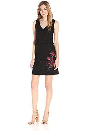 aline black dress