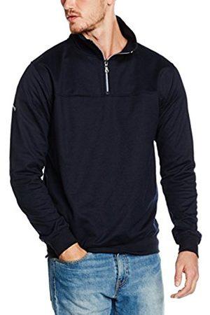 Men Sweatshirts - Trigema Men's Sweatshirt Reißverschluss Sweatshirt - - XXXXX-Large