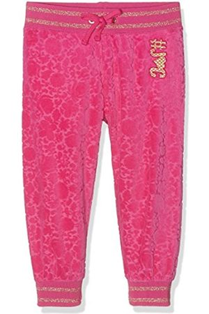 Girls Trousers - Juicy Couture Girl's FT Castle Hill Jacq Vlr Pant Trousers