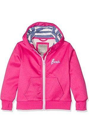 Bench Girl's Softshell Bomber Jacket