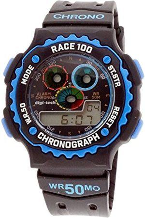 Men Watches - Digi-Tech - Men's Watch - DT102915