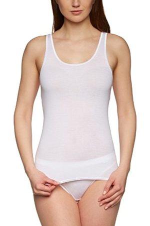 Women Vests & T-shirts - HUBER Women's Sleeveless Underwear - - 24 (Brand size: XXXXXL)