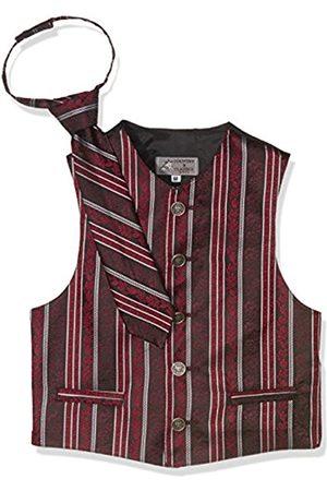 Boys G.O.L. Gol Boy's Trachten-Jacquard-Weste Mit Krawatte Traditional Costumes