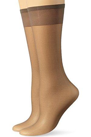 Womens Knee-High Socks, 20 Den pack of 2 Palmers