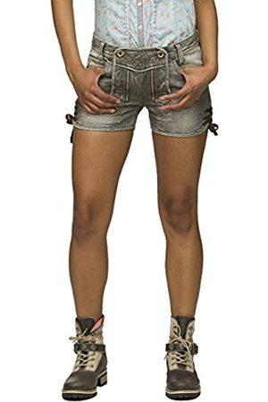Women Trousers - Stockerpoint Women's Gigi Trousers, -Grau (Smoke)